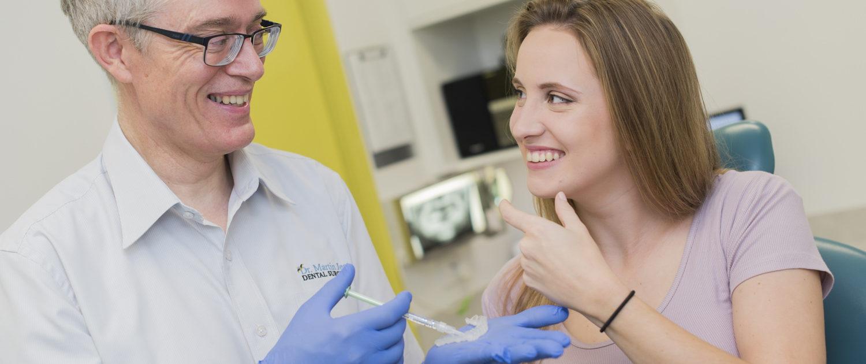 teeth whitening Dr Martin Jest Dentist