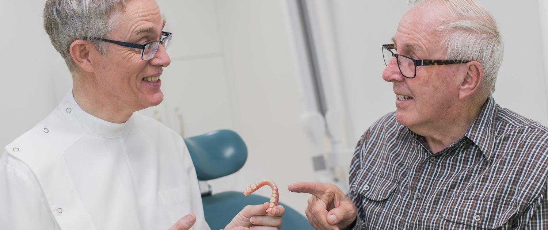 Dentures and False Teeth